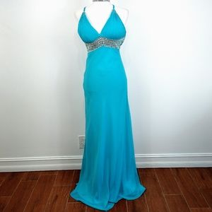 Faviana Prom Homecoming Formal Gown Size 6